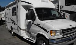 Price: $36,988 Stock Number: I2181 Fuel: Gasoline Super clean Class B with open floor plan. It even has flush toilet, hot water and shower. Includes built in generator, awning, air conditioning and satellite dish. 1-888-390-7780 Trade your RV, Car, Truck