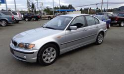 Make BMW Colour silver Trans Automatic kms 150000 2003 bmw 325i , 6 cylinder , automatic, power group, leatherette, alloy wheels, power memory seats, cd, air, tilt, cruise, only 150,000 kms, excellent condition! Bouman Auto Gallery Ltd. 1701 Bowen Rd.
