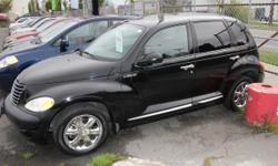 2003 Chrysler PT Cruiser Limited | WAS $4,990... NOW Selling for the Reduced Sale Price of $4,548 + Doc + Taxes 171,000 Km, Automatic Transmission, Sunroof, Leather Seats, Power Windows, Power Locks, Air Conditioning, CD Player, Key-Less Remote Entry,
