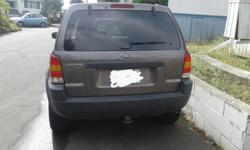 Make Ford Model Escape Year 2003 Colour Grey kms 274700 Trans Automatic 2003 Ford Escape 3.0L V6 4x4. Runs and drives great. Decent on fuel. Recent oil change. This is my wife's daily driver, so it's not driven hard. Mileage is mostly highway. Brand new