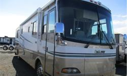 Price: $62,995 Stock Number: RCX3209 This 2003 Endeavor with just over 67000 miles is a must see. Powered by a Cummins Diesel 300HP V6. It has all the amenities you need and more to hit the road. Convection Microwave, 3 burner stove, oven, washer/dryer,