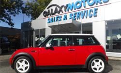 Make MINI Model Cooper Hardtop Year 2003 Colour Red kms 118646 Trans Automatic Price: $8,995 Stock Number: N20798 Interior Colour: Red Galaxy Motors is the #1 used car dealership on Vancouver Island with 5 locations to serve you in Colwood, Duncan,