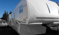 Price: $19,988 Stock Number: I2197 HALF-TON TOWABLE - At only 6,859lbs of dry weight this Trail Bay bunkhouse fifth wheel is comfortably towable by most tow package equipped half-ton pickups on the market today! SUPER SLIDE OUT - Giving you and the family