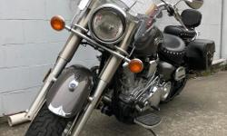 Year 2003 Tuff City Powersports Ltd. 151 Terminal Ave Nanaimo, BC V9R 5C6 (250) 591-0415 9am - 5pm Tuesday -Friday 10am - 5pm Saturday Did you know that we buy bikes? We are always looking for clean used motorcycles and scooters, we pay a fair price. We
