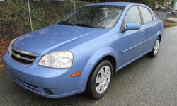 Make Chevrolet Model Optra Colour BLUE Trans Manual kms 188000 2004 CHEVY OPTRA 2.0, 4 cylinder manual trans. gas miser, has 188,000 k's on it, good brakes good tires no leaks no noises very clean car great commuter car very good on gas, has had a 110