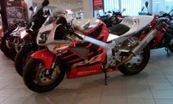 2004 Honda RC51 @ Regier Honda Powerhouse in Swift Current.   WINTER SALE PRICE Now @ $7995   http://www.regierhonda.com