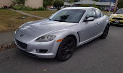 Make Mazda Model RX-8 Year 2004 Colour Silver kms 95000 Trans Manual Clean, we'll maintained, service records, lots of rescent work, great fun.
