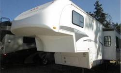 Price: $26,500 very rare titanium fifth wheel for sale ,come with built in gen set , two rear slides with island kitchen , winter pack as well, canadian built