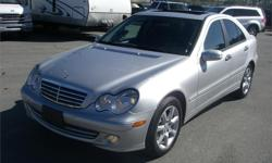 Make Mercedes-Benz Model C-Class Year 2005 Colour Silver kms 139462 Price: $7,870 Stock Number: BC0027779 Interior Colour: Black Cylinders: 4 Fuel: Gasoline 2005 Mercedes-Benz C-Class C230 K Sport Sedan, 1.8L, 4 cylinder, 4 door, automatic tiptronic
