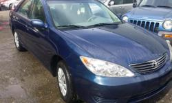 2005 Toyota Camry | $5,995 Automatic transmission, 220,000km, cloth interior , abs brakes , alloy wheels , BC vehicle , power group including -power windows -power door locks , -keyless entry, $5,995 + Doc + Taxes Call us with any questions at: (250)
