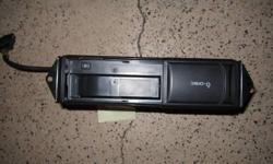 6 CD player (trunk mount). Have mounting bracket and all wiring harnesses. $ 30  Call 778-847-5200