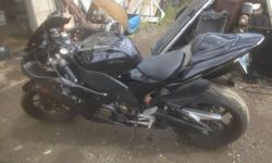 Have a 1000cc ZX Ninja I have had for the past 2 years! Mint shape! This bike is road ready to ride! All black with chrome chain guard! 15,500 Miles, roughly about 25,000kms! clean title and has never been laid down! or in any accidents!Nice sounding