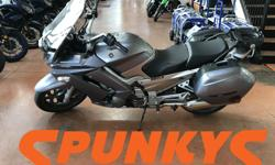 Make Yamaha Model Fjr Year 2006 kms 29975 This Yamaha FJR1300 with low KM for the year has a clean look with an Automatic Shifter ( No Clutch ). For more info, Call Today! Plus $189 Doc Fees + Tax. Financing Available OAC!