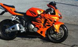 Its a sweet bike, gets lots of attention! Fast and sounds amazing! Two brothers exhaust. 226 388 0223 try your trades This ad was posted with the Kijiji Classifieds app.