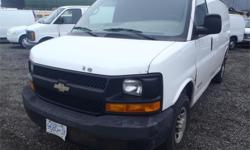 Make Chevrolet Model Express Year 2006 Colour White kms 220154 Price: $4,440 Stock Number: BC0027059 Interior Colour: Grey Cylinders: 8 Fuel: Gasoline 2006 Chevrolet Express 2500 Cargo Van, 4.8L, 8 cylinder, 3 door, automatic, RWD, 4-Wheel AB, air