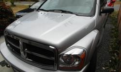 Make Dodge Colour Silver Trans Automatic kms 143019 Hey I have for sale a Dodge Durango I have had for quite sometime. Most highway km on it. Its about 15000km a year I put on it. I have done yearly maintenance and oil changes regularly. Selling because I