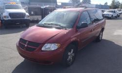 Make Dodge Model Grand Caravan Year 2006 Colour Red kms 175451 Price: $2,550 Stock Number: BC0027674 Interior Colour: Grey Cylinders: 6 Fuel: Gasoline 2006 Dodge Grand Caravan SE, 3.3L, 6 cylinder, automatic, FWD, 4-Wheel ABS, cruise control, air