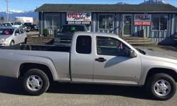Make GMC Model Canyon Year 2006 Colour Grey kms 163000 Trans Automatic 2006 GMC Canyon SL 2WD 3.5L Inline 5 Cylinder with Automatic Transmission Manual Windows, Locks, Mirrors and Air-Conditioning Aftermarket CD-Player with Blue-Tooth Hands Free Local
