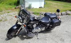 Priced for quick sale. Let's move it. 2006 Kawasaki Vulcan 900 Classic Motorcycle. $2800 OBO. 2 helmets included with it. No accidents, never dropped. Bought it new at Spunkys in Parksville. 1 Owner. Regular maintenance done. I have some receipts for work