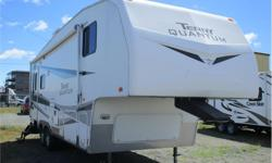 Price: $17,995 Stock Number: RCX3193 2006 Terry Quantum 295RLS 5th wheel Contact us directly at: (877) 289-9514 Come by and check out our fleet of 170+ new and used RV and Marine units.