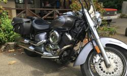 Only 9000 k's on this bike. Extras. See at 5090 west saanich road david 250 818 1992