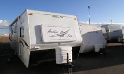 Cold weather?  No Problem!  This Arctic Fox comes ready for the elements with the North Package on this unit!  It is ready to follow your truck where ever you may go!  This one even comes with a slide out for that more-like-home feeling!! Give me a call
