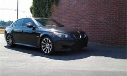 Make BMW Model M5 Year 2007 Price: $33,995 Stock Number: M8-2355 Cylinders: 10 If this vehicle fits you're driving needs please give us a call for a test drive. We are the largest used vehicle dealership on Vancouver Island .with over 200+ cars .all