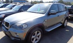 Make BMW Model X5 Year 2007 Colour grey kms 143000 Trans Automatic 2007 bmw x5 4wd , 6 cylinder automatic, loaded including leather, alloy wheels, panorama sunroof, heated seats, premium stereo, 143,000 kms, superb condition inside and out. First year of