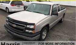 Make Chevrolet Model Silverado 1500 Year 2007 kms 216480 Trans Automatic Price: $9,995 VIN: 1GCEC19XX7Z187076 Interior Colour: C1500 Silverado Engine: 4.3L,V6, MFI (LU3) Cylinders: 6 Fuel: Gasoline C1500 Silverado