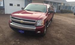 Make Chevrolet Colour RED Trans Automatic kms 167000 2007 Chevrolet Silverado 1500 LT 2WD 8 Cylinder Engine 4.8L/295 167.000 KM A1 AUTO SALES 3925 Route 1A Travellers Rest Summerside P.E call Ridvan 902-439-0915 FINANCING Start at 4.99 CarProof report is