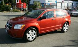 Make Dodge Year 2007 Colour COPPER PEARL METALLIC Trans Manual kms 109000 *** LOW, LOW KMS !! NICE, CLEAN '07 Dodge Caliber SXT Hatch/Back !! *** Here is a super, super clean handy 4-Door H/Back with a fuel saving 1.8 litre 4 - CYLINDER Engine & sporty