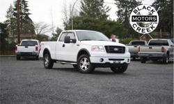 Make Ford Model F-150 Year 2007 kms 136300 Price: $10,500 Stock Number: 1562 VIN: 1FTPX14V37GB20890 Engine: V8 Extended cab, great running 5.4L 300hp V8, stable 4x4 drivetrain, and only 136,000km's! What more is there to ask for in a truck like this? Come
