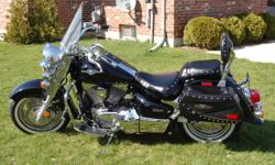 This bike is in exceptional condition.   It?s a comfortable, powerful, great riding bike that I bought new in 2008 and meticulously maintained. Equipped with: ? Fuel-injected, 90 cubic inch (1500cc), 6-valve, oil-cooled engine ? Hydraulic clutch with a