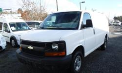 Make Chevrolet Model Express Year 2008 Colour White kms 260243 Trans Automatic Stock #: BC0030710 VIN: 1GCGG25C181137365 2008 Chevrolet Express 2500 Cargo Van with Rear Shelving, 4.8L, 8 cylinder, 2 door, automatic, RWD, 4-Wheel AB, AM/FM radio, white