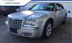 Make Chrysler Model 300 Year 2008 Colour Silver kms 139115 Trans Automatic Price: $7,888 Stock Number: D8561 VIN: 2C3KA33G58H218561 Engine: 250HP 3.5L V6 Cylinder Engine Fuel: Gasoline The 2008 Chrysler 300 hits the streets with several major improvements
