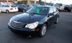 Make Chrysler Model Sebring Year 2008 Colour black kms 183000 Trans Automatic 2008 chrysler sebring sedan, v6 automatic, power group, alloy wheels, ac, tilt, cruise, 183,000 kms, excellent condition, great value ! Bouman Auto Gallery Ltd. 1701 Bowen Rd.