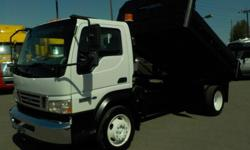 Make Ford Year 2008 Colour White Trans Automatic kms 95141 Stock #: BC0029789 VIN: 3FRML55Z48V062391 2008 Ford LCF 550 Regular Cab Dually 2WD Diesel with Dump Box, 4.5L, 6 cylinder, 2 door, automatic, 4X2, air conditioning, AM/FM radio, power windows,