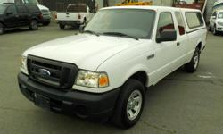 Make Ford Model Ranger Year 2008 Colour White kms 81715 Trans Automatic Stock #: BC0030455 VIN: 1FTZR44E38PA28324 2008 Ford Ranger Sport SuperCab 6 Foot Box 2WD, 4.0L, 6 cylinder, 4 door, automatic, RWD, 4-Wheel ABS, air conditioning, Sony AM/FM radio, CD