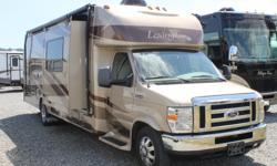 The compact design of the Lexington conceals a spacious interior with all the comforts of home. With upgraded amenities throughout, quality materials and craftsmanship, the Lexington has once again raised the bar. 3 slide-outs with awning protectors gives
