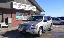 Make GMC Model Envoy 4X4 SLE Year 2008 Colour Gray kms 171000 Trans Automatic Great SUV 6 cylinder motor, Automatic transmission, 4 doors plus tailgate Power windows and door locks Front and rear heat and air conditioning Power seats and sunroof Body in