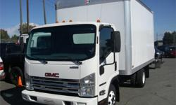 Make GMC Year 2008 Colour White kms 98407 Price: $19,870 Stock Number: BC0027814 Interior Colour: Grey Cylinders: 8 Fuel: Gasoline 2008 GMC W3500 Cube Van Gas, 6.0L, 8 cylinder, 2 door, 4X2, air conditioning, AM/FM radio, CD player, power door locks,