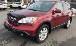 Make Honda Model CR-V Year 2008 Colour Red kms 132086 Trans Automatic Price: $12,995 Stock Number: BJ117A VIN: 5J6RE48758L812643 Engine: I-4 cyl Fuel: Regular Unleaded Harbourview Autohaus is Vancouver Island's Largest Volkswagen dealership. A locally