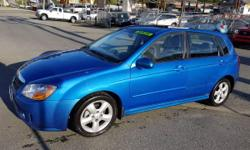 Make Kia Model Spectra5 Year 2008 Colour Blue kms 75000 Trans Automatic automatic, fully loaded include sun-roof, alloy wheels, local, one owner, rebuilt status, 3 month warranty+.. REDUCED PRICE FROM $7800. TILL SEPTEMBER, 5TH.. We accept cash, Debit and
