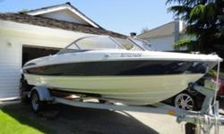 2008 MAXUM 1900SR3 Bowrider   $ 25, 499 obo   Technical Specs: Year: 2008 Make: Maxum Marine Model: 1900 SR3 Fuel Type: Gas Primary Colour: White  Secondary Colour: Blue Length: 19 Length Type: Feet Status: Used HorsePower: 220 HP Number Of Hours: 60