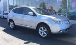 Make Nissan Model Rogue Year 2008 Colour Silver kms 136950 Trans Automatic Price: $16,995 Stock Number: 160984B Engine: 2.5 Cylinders: 4 Fuel: Gasoline SERVICE HISTORY WITH NO ACCIDENTS LOCAL TO VICTORIA...We have a team of highly-experienced sales and