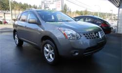 Make Nissan Model Rogue Year 2008 Colour Grey kms 135000 Trans Automatic Price: $12,998 Stock Number: T7864 Interior Colour: Black Cylinders: 4 - Cyl Fuel: Gasoline 2008 Nissan Rogue SL AWD Auto Local Island car, no accident claims (CarProof Report