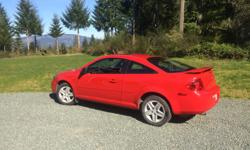 Make Pontiac Model G5 Year 2008 Colour Red kms 139000 Trans Manual Awesome little car, runs great! Regular maintenance done. No longer able to drive standard after knee surgery, only reason for selling! Manual Locks and Windows, Outside Temperature Gauge,