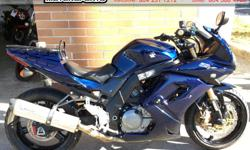 2008 Suzuki SV650SF Sport Bike * A VERY modified Hooligan bike! * $4999. This is a nicely modified 2008 SV650S with a clean Carproof, serviced, and a comfortable upright riding position. There are many braking, handling, and performance upgrades