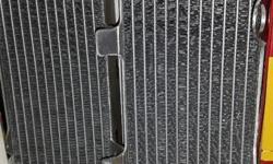 Brand new never used aftermarket radiators.