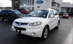 Make Acura Model RDX Year 2009 Colour White kms 135263 Price: $14,323 Stock Number: 184452 VIN: 5J8TB18549A801133 Interior Colour: Black Leather Engine: 2.3L 4 Cylinder Turbo Engine 2.3L Turbo fun paired with all-wheel-drive and Acura?s technology package